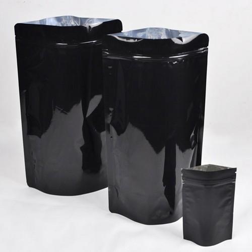 bolsa stand up pouch metalizada