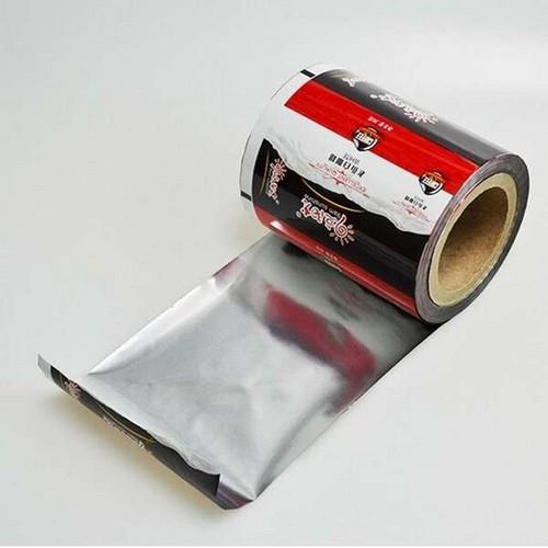 filme plástico laminado