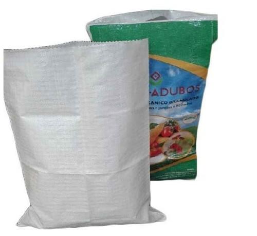 saco de polipropileno laminado